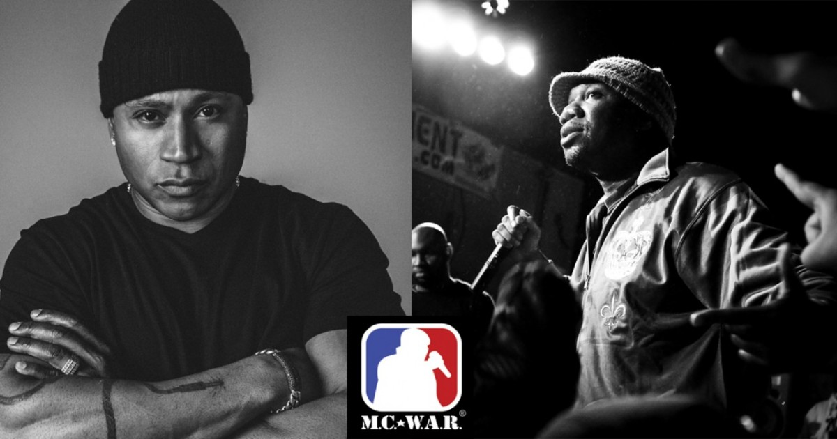 KRS-One vs. LL Cool J — Who Would've Won?