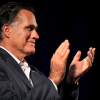 Notes From a Country Tearing Itself Apart: Mitt Romney Through the Looking Glass